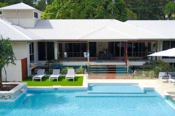 โครงสร้างสระว่ายน้ำ